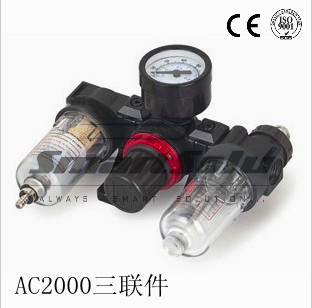 100% Test High Quality Air Filter Regulator Lubricator