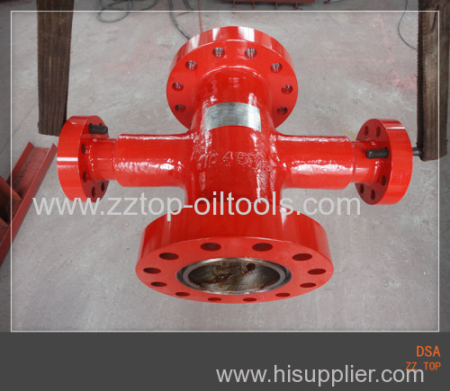"Wellhead 18 3/4"" x 10000psi Integral DSA / Double studded adapter flange"