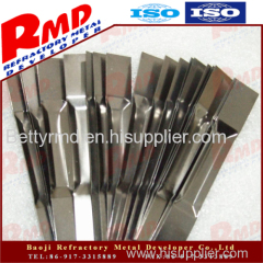 factory supply molybdenum boat