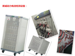 Battery testing system for Powerwall battery testing