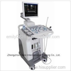 Diagnostic 3D Color Doppler Ultrasond System and Scanner