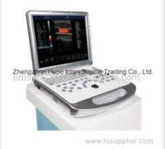 Portable 3D Color Doppler Ultrasound and Scanner System
