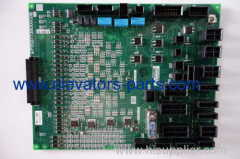 Mitsubishi P203773B000G01 pcb elevator parts original new