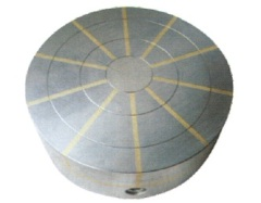 Radial Pole Round Permanent Magnetic Chuck
