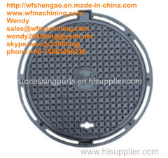 OEM Stainless Steel Manhole Cover From Manhole Cover Supplier