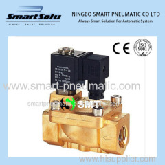 SPL 2/2 Piston pilot operated valve