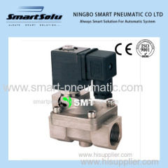 SLP-H Stainless steel Normal Open solenoid valve