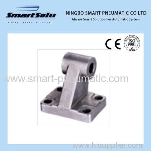 Pneumatic Cylinder ISO-CR Type (Pivot Bracket With Swiel) connection fittings