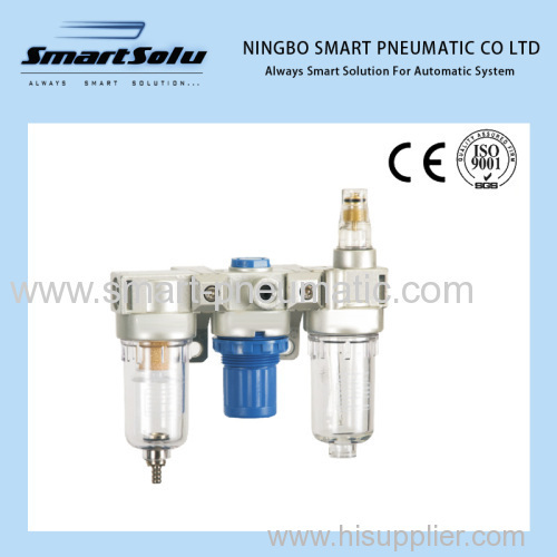 Air filter regulator (FRL) AC Series Air filter regulator Lubricator