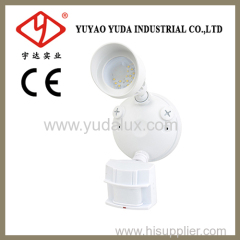 Mono bright led outdoor security lamp