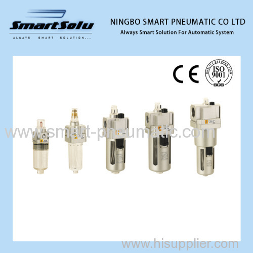 SMC Type Lubricator air treatment unit