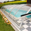 XINHAI 4mm 6mm 8mm polycarbonate sheet polycarbonate swimming pool cover