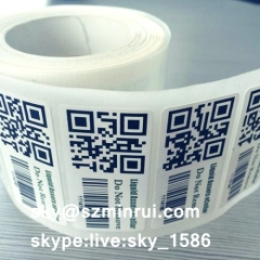 Kinds of Printed and Design Barcode Label Sticker from Labels Manufacturer