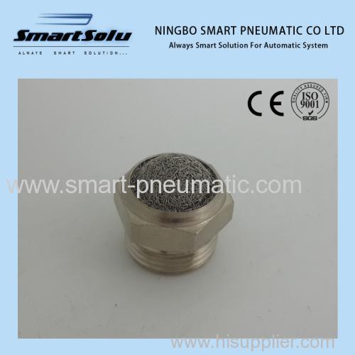 Stainless Steel Muffler (SSDV)