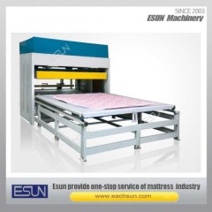 Automatic Mattress Compressor Machine
