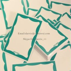 China top producer of destructible self adhesive labels supply premium quality hello my name is Eggshell sticker