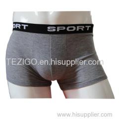 Hot Sale Good Quality Underwear Cotton Men Boxer Shorts