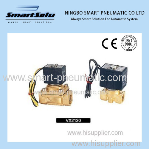 High quality Normal close Solenoid Valve