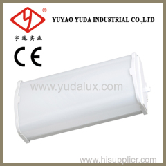 150 series 1 ft aluminum profile commercial light high convex-shaped diffuser