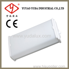 150 series 1 ft aluminum profile commercial light low arc-shaped diffuser