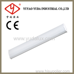 150 series 3 ft aluminum profile commercial light low convex-shaped diffuser
