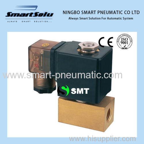 High quality water solenoid valve