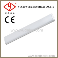 150 series 3 ft aluminum profile commercial light low arc-shaped diffuser