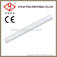 150 series 4 ft aluminum profile commercial light high convex-shaped diffuser