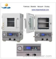 Vacuum Drying Oven for Lab Medical Equipment