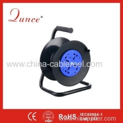 25m to 50m open multi-function Cable reel with switch protection