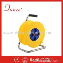 50M Franch type power cord reel