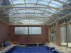 XINHAI polycarbonate sheet cover for swimming pool retractable roof