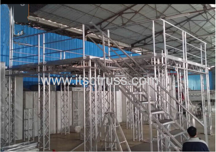 ITSCtruss updated information-Truss and Stage Deck System for VIP Zone
