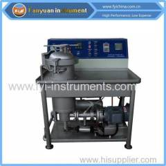 Laboratory Bobbin Yarn Dyeing Machine