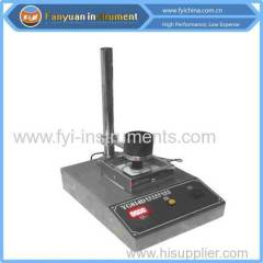 Fabric Wettability Tester from China
