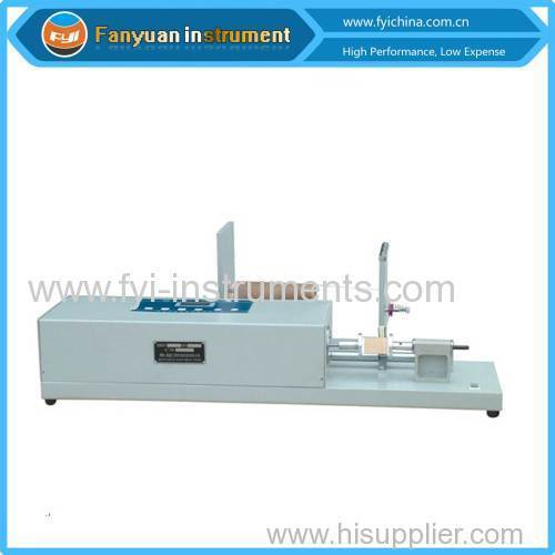 one postion yarn sample winder