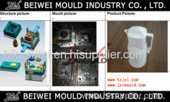 Plastic Injection Water Jug Mould High Quality