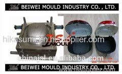 plastic Motorcycle trunk mould