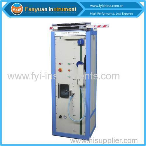 Electronic Strength Tester for Polyester