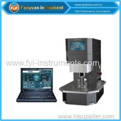 Garment Zipper Torsion Tester