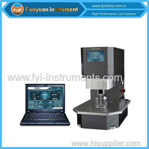 Textile Bursting Strength Tester