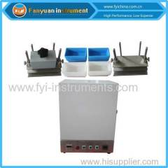 Textile Color Fastness to Perspiration Tester