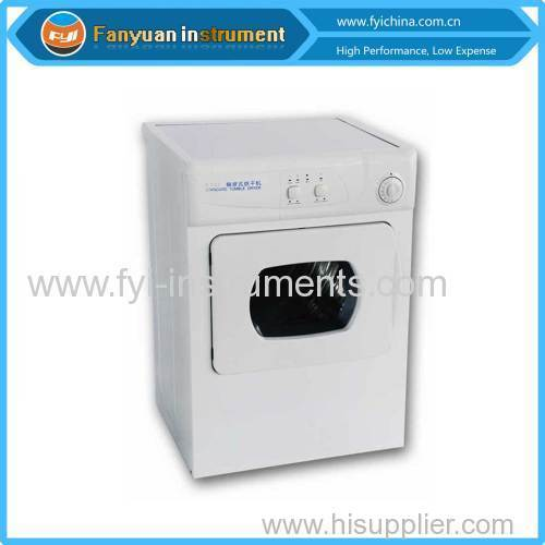 Precision Tumble Dryer for Textile