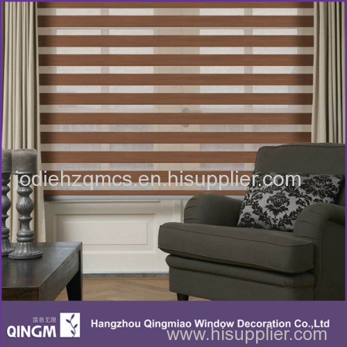 Luxury Blackout Curtain Fabric Ready Made High-quality Blackout Zebra Blind