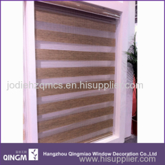 Home High Quality Linnet Zebra Blind Produced From Zhejiang Manufactory