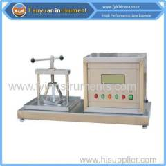 Measuring Hydrostatic Resistance Machine