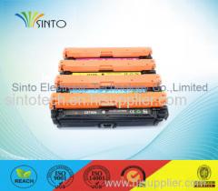 Compatible Color toner cartridge hp