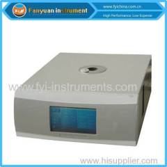 Rubber/Plastic Differential Scanning Calorimeter