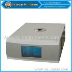 Rubber/Plastic Differential Scanning Calorimeter