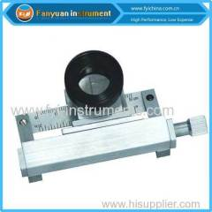 Manual Fabric Pick Counter